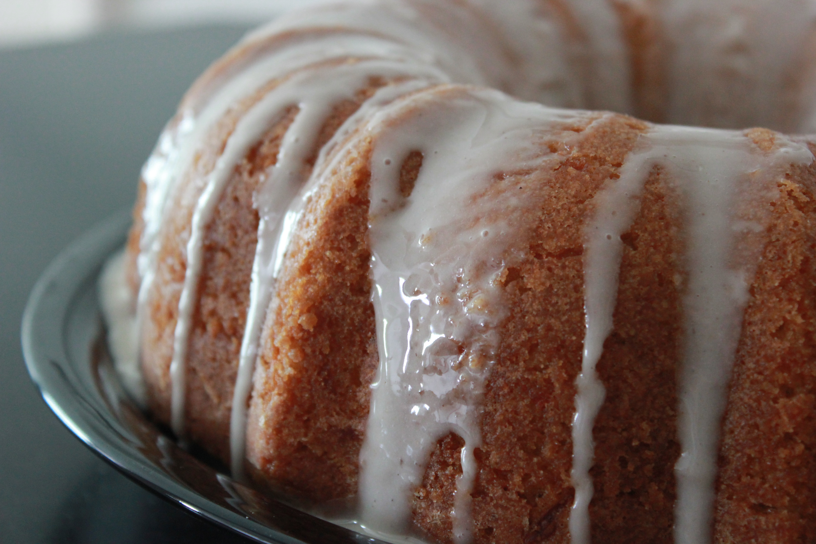 Buttermilk Ginger Cake